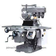 Horizontal and Veritical Milling Machine (6VH-C)