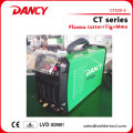 Usine approvisionnement direct CT520 220 V 110 V industrielle Grade 3-en-1 Inverter tig mma plasma cutter combo Soudeur CT520