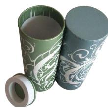 Tubos de envío de papel oval de alta calidad