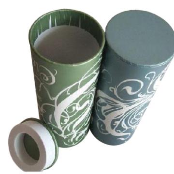 Tubes d'encre de papier ovale de haute qualité