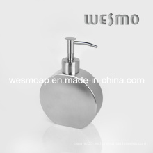 Acabado Matt Distribuidor de jabón de acero inoxidable (WBS0615A)