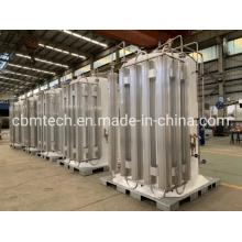 Micro Bulk Tank Cryogenic Liquid Storage