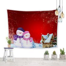 2020 Weihnachtsgeschenk Dekor Wandbehang Wandteppich