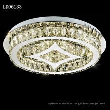 Lámparas de techo de techo chandelier murano
