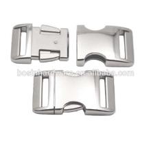 Fivela de liberação lateral de metal de alta qualidade da forma
