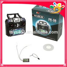 Flysky FS-i6 2.4GHz 6CH AFHDS 2A Funksystem Sender Empfänger