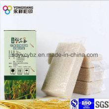 Größe Customized Getreide Vakuum Kunststoff Verpackung Tasche