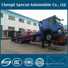 Sino Truk 6X4 HOWO 76cabin Low Boy Truck