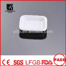 """P & T Chaozhou Porzellan Fabrik, Großhandel Porzellan Geschirr, Keramik 2,6 """"Butter Untertasse für Bankett"""