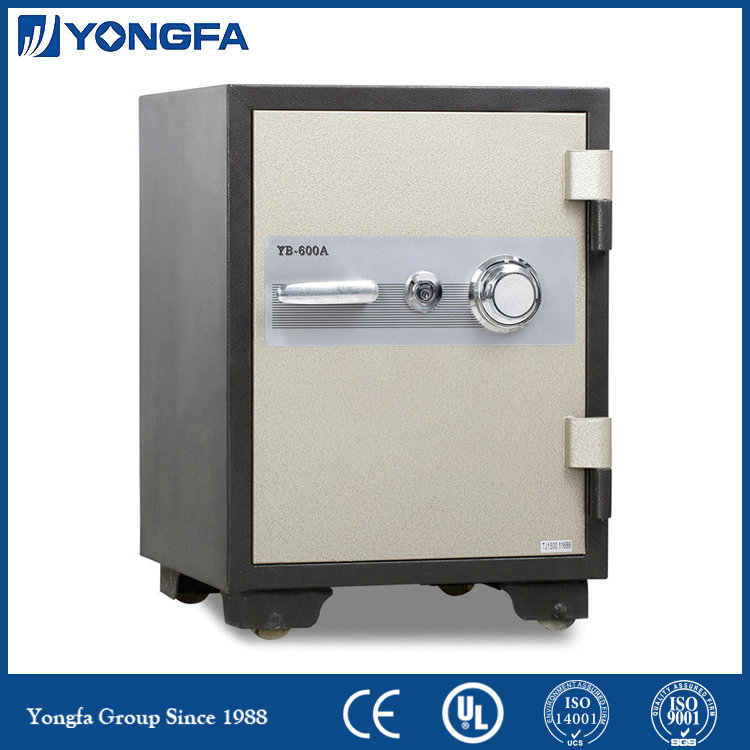 UL rated fireproof safe