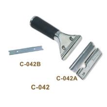 Couteau en verre en acier inoxydable