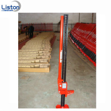 Road 33 '' High Lift Jack para granja Jack de acero