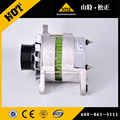 WA320-3 Alternator for Komatsu Excavator 425-07-21180
