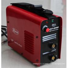IGBT vente chaude dc mma inverseur petite machine à souder portable à arc électrique arc-200