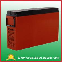 175ah 12V Front Terminal Gel Accumulators/ Hybrid Battery