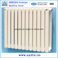 Revêtement en poudre professionnel de haute qualité pour radiateur