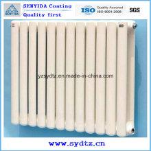 Профессиональное порошковое покрытие высокого качества для радиатора