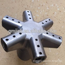 stainless steel casting for gas covering