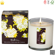 Bougie Cajas / Hot Sale Nueva caja de regalo de encargo de la vela de la venta