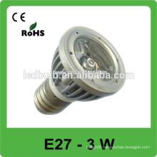 2015 new design gu10 led spotlight diameter gu10 led spot light led bulb warm white