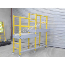 FRP/GRP Handrail System, Gfrp Pipe Connectors, Fiberglass Hand Railings.