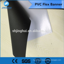 500D*500D 28*28 440gsm Advertise printing fabric coated backlit PVC flex banner