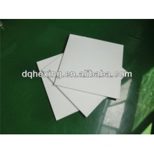Folha de PTFE branco para vedação