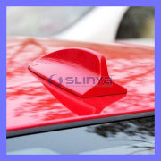 7 Color ABS Universal Functional & Decoratinve Magnetic Mount Auto Roof Dummy Shark Antenna Car Shark Fin Antenna