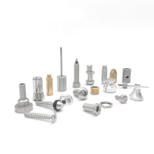 High Precision Custom Made CNC Machining/Machined Stainless Steel/Copper/Brass/Aluminum Parts OEM & ODM Service Factory Price