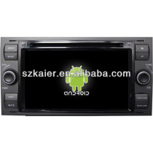 Touch screen dual core Android system in dash car dvd player for Ford Focus with GPS/Bluetooth/TV/3G
