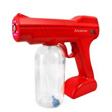 Portable Power Sprayer Nano Sprayer Atomizer Sanitizer Machine Spray Gun Nano Mist Sprayer