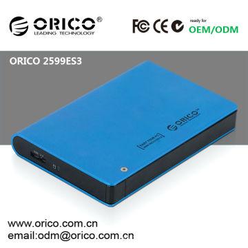 ORICO 2599ES3 2.5 '' SATA HDD Caja externa con función de cifrado