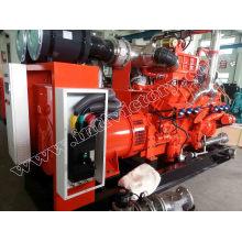 200kw EE.UU. Cummins Gas Natural Motor Generador Set