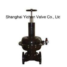 Válvulas de diafragma Weir operadas neumáticamente (G641)