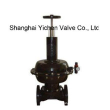Pneumatic Operated Weir Diaphragm Valves (G641)