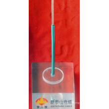 Электрический провод с медным сердечником из ПВХ-изоляции