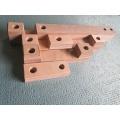 Pinzas de alambre de madera laminada de transformadores