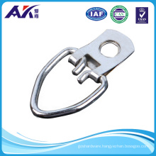 Heavy Duty D Ring Hanger Nickle Plated Color