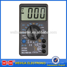 Large Screen Multimeter DT700C with Temperature