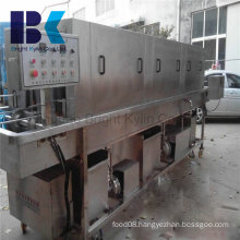 Food Containertunnel Washing Machine