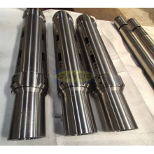 Chinese Shaft Components Grinding Rotor shaft Manufacturing