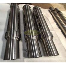 Китайские компоненты вала, шлифовальные станки, вал ротора, производство