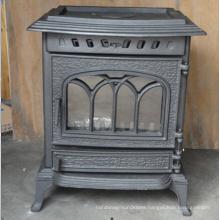 Cast Iron Stove, Wood Burning Stove (FIXL001)