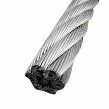 Galvanized Steel Wire Rop 6*37, Braided Steel Cable, Steel Wire Rope Certificate