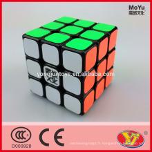 Nouvelle structure MoYu Aolong mini cube de 3 couches pour la compétition