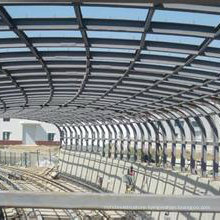 Steel Structure Building for Workshop and Warehouse with SGS