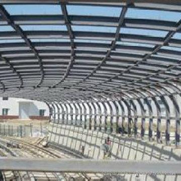 Здание стальной структуры для мастерской