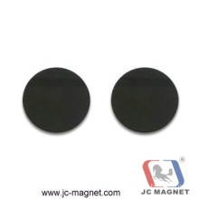 Soft Black Ferrite Disc Magnets