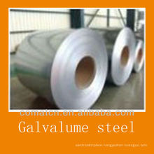 Galvalume steel for building construction, GI