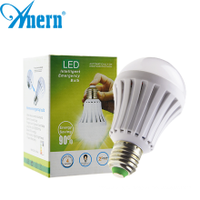 New product rechargeable 12w led light bulb parts with 2 years warranty